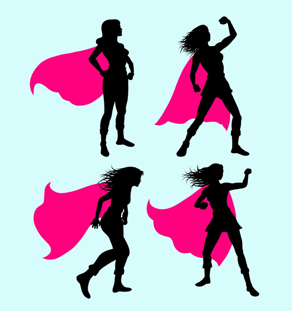 Girl Power! Is Good Mental Health